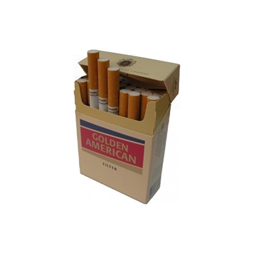 Picture of Golden American Red King Size Cigarette (8 Box of 25 Cigarettes)