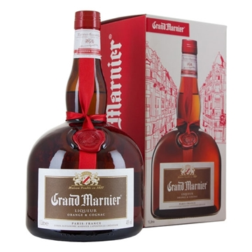 Picture of Grand Marnier Cordon Rouge Liqueur (1L)
