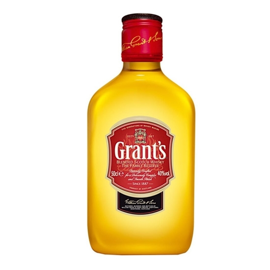 Picture of Grant's Family Reserve 50 CL