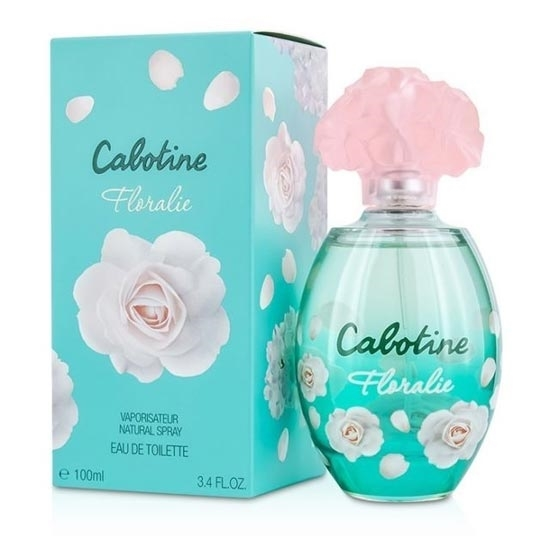 Picture of Gres Cabotine Floralie Eau de Toilette Natural Spray 100ml