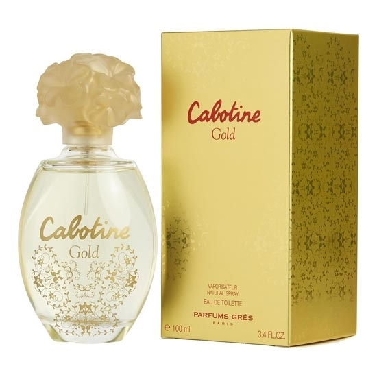 Picture of Gres Cabotine Gold Set (EdT 100ml, Body Lotion 200ml)