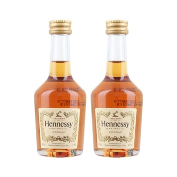 Picture of Hennessy V.S.O.P Cognac Miniature (2 X 50 ml)