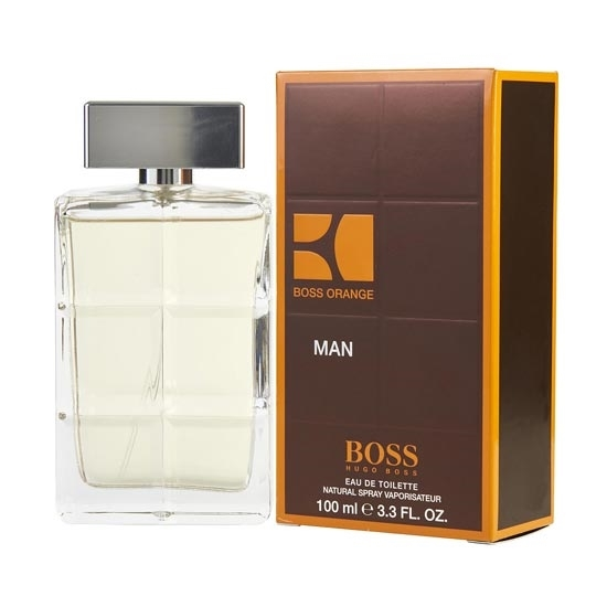 Picture of Hugo Boss Orange Man Eau De Toilette (100 ml./3.4 oz.)
