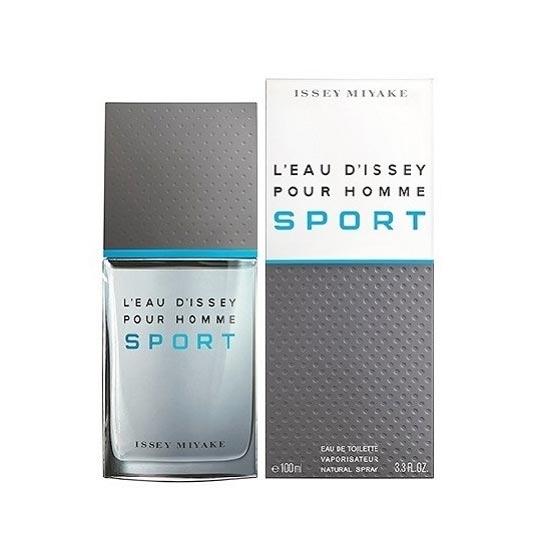 Picture of Issey Miyake L'Eau D'Issey Sport Eau De Toilette For Men (100 ml./3.4 oz.)