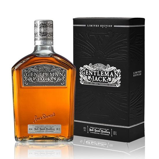 Picture of Jack Daniel`s Gentleman Jack Whiskey (1L)