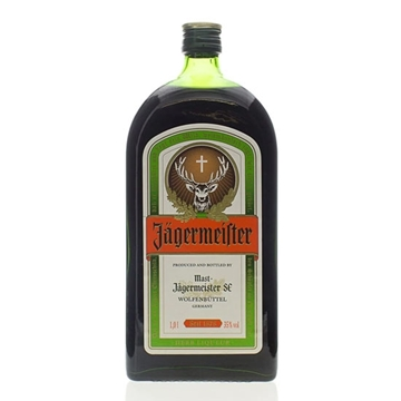 Picture of Jagermeister Liqueur (1L)