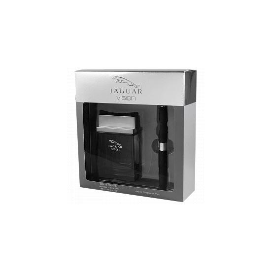 Picture of Jaguar Classic Black Pen Set (Eau de Toilette 100ml, Pen)