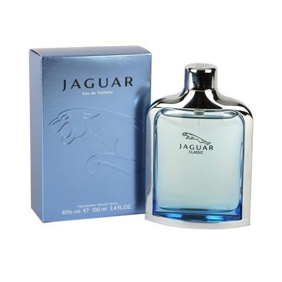 Picture of Jaguar Classic Motion Eau de Toilette for Men Natural Spray 100ml