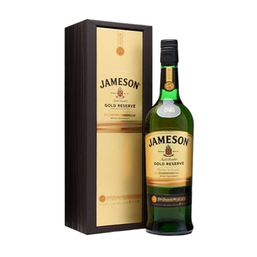 Picture of Jameson Irish Gold Whiskey (700 ml.) With Gift Box