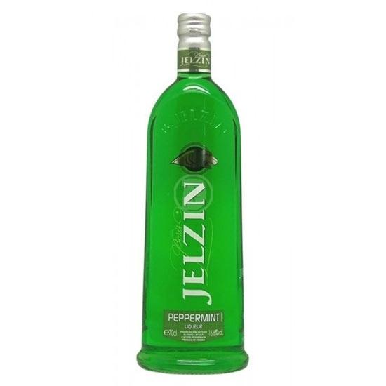 Picture of Jelzin Peppermint Liqueur 700 ML