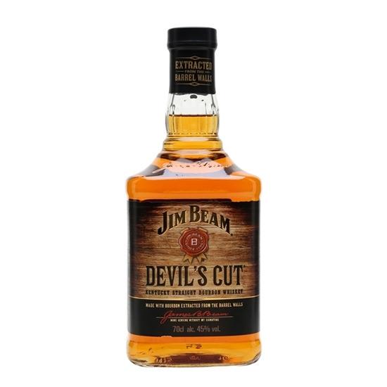 Picture of jim beam devil's 1 Liter