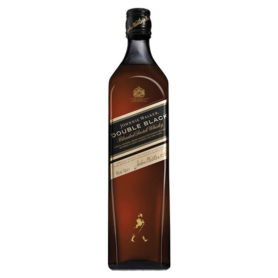 Picture of Johnnie Walker Double Black Label Whisky (1L) With Gift Box