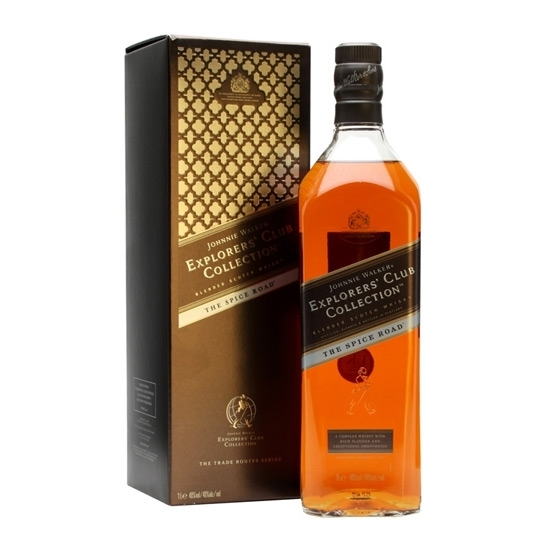 Picture of Johnnie Walker The Spice Explorers Whisky (1 LT) With Gift Box