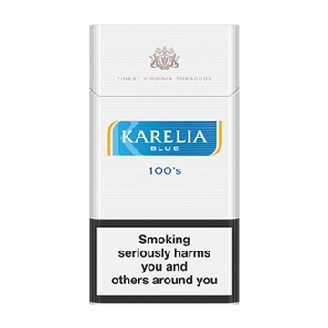 Picture of Karelia Blue 100 Cigarette