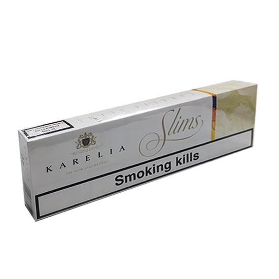 Picture of Karelia Cream Slims Cigarette