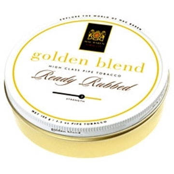 Picture of Mac Baren Golden Blend Tobacco (100g)