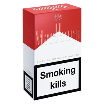 Picture of Marlboro Red king size Box