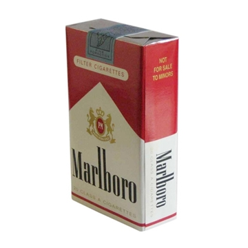 Picture of Marlboro Soft Cigarettes Made In Switzerland