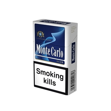 Picture of Monte Carlo Blue King Size Hard Pack