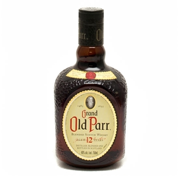 Picture of Old Parr 12 Years Whisky 1 Liter