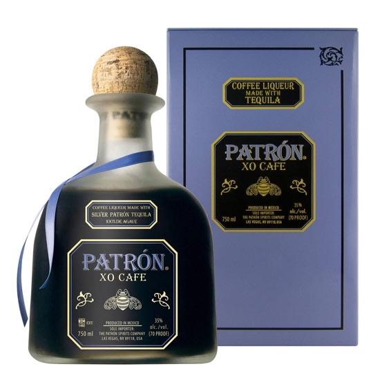 Picture of Patron XO Cafe Tequila Liqueur (750 ml.)