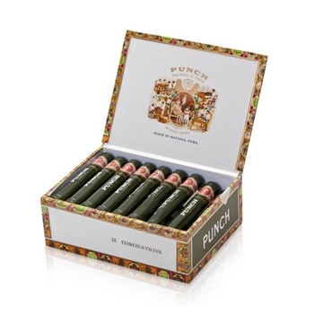 Picture of Punch Coronation CB (25 cigars)