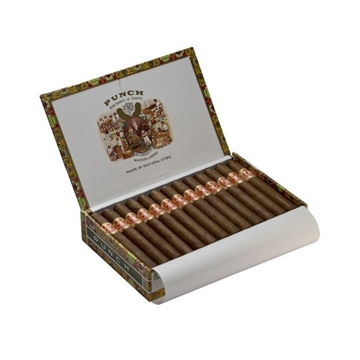 Picture of Punch Petit Coronas CB (25 cigars)