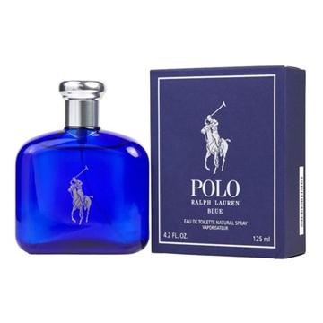 Picture of Ralph Lauren Polo Blue Eau De Toilette Spray (125 ml./4.2 oz.)