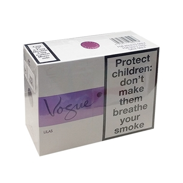 Picture of Vogue Lilas Superslim Cigarettes