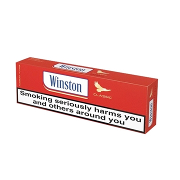 Picture of Winston Red King Size Box Cigarette