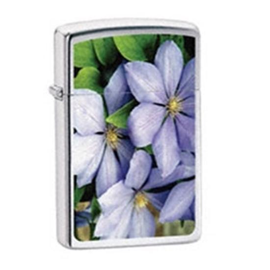 Picture of Zippo Lighter - Purple Petals