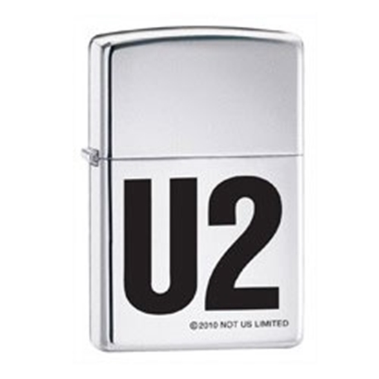 Picture of ZIPPO U2 214-001003 LIGHTER
