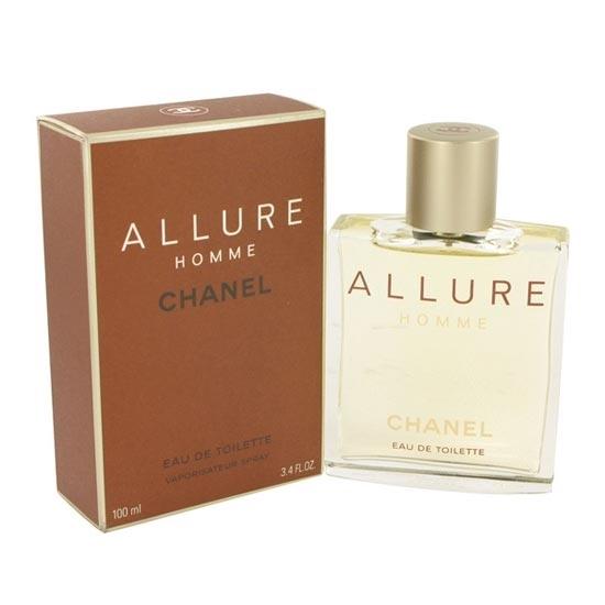 Picture of Chanel Allure Eau De Toilette For Men (100 ml./3.4 oz.)