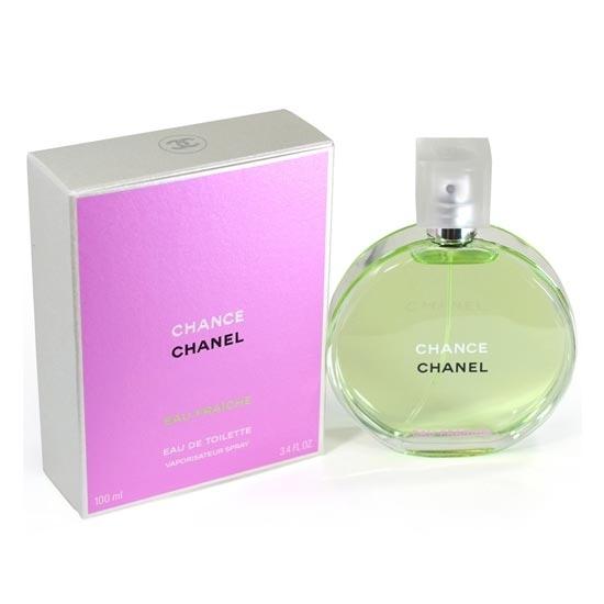 Picture of Chanel Chance Eau Fraiche Eau De Toilette For Women Spray (100 ml./3.4 oz.)