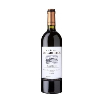 Picture of Château Du Cartillon Haut-Médoc 2011 (750 ml)
