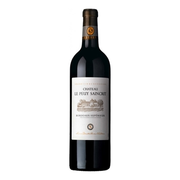 Picture of Chateau Le Peuy Saincrit Bordeaux Superieur 2011 (750 ml)