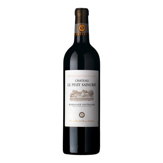 Picture of Chateau Le Peuy Saincrit Bordeaux Superieur 2011 (750 ml)