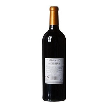Picture of Chateau Martin Cuvee La Peseille Saint-Estephe 2011 (750 ml)