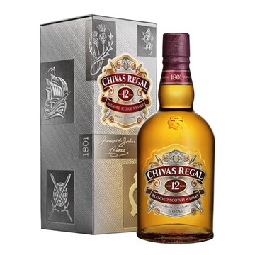 Picture of Chivas Regal 12 Y.O. Whiskey (500 ml.)