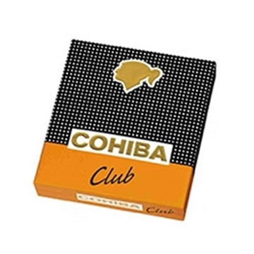 Picture of Cohiba Club Cigars Box (5 x 20 Cigars)