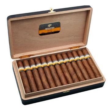 Picture of Cohiba Maduro 5 Genios Box of 25 Havana cigars