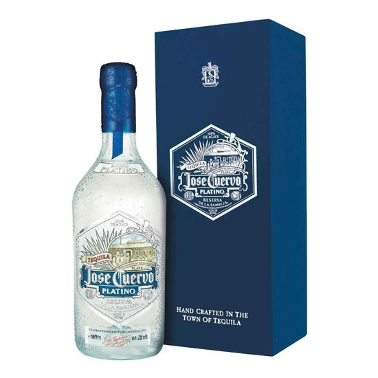 Picture of Cuervo Platino Tequila (750 ml.)