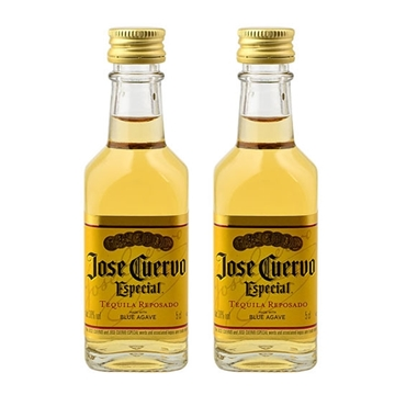 Picture of Cuervo Tequila Miniatures (5 cl X 2)