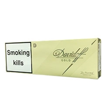 Picture of Davidoff Gold Cigarette