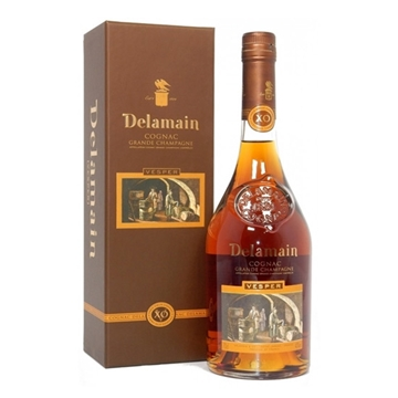 Picture of Delamain Cognac Grand Champagne Vesper XO Miniature (2 X 50 ml)