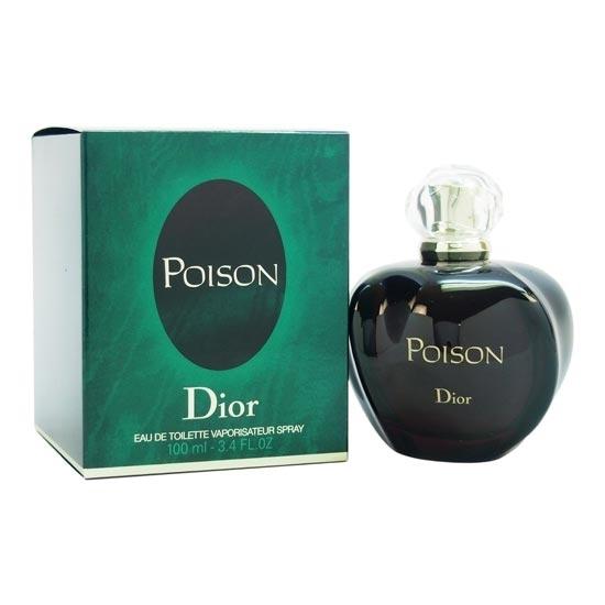 Picture of Dior Christian Dior Poison Eau De Toilette For Women (100 ml./3.4 oz.)