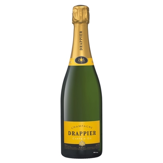 Picture of Drappier Carte D`Or Brut Champagne (750 ml.)