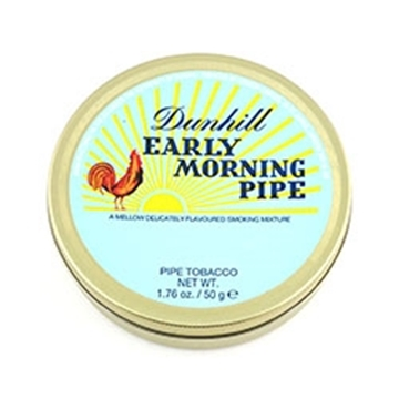 Picture of Dunhill Early Morning Pipe Tobacco (5 X 50 GR)