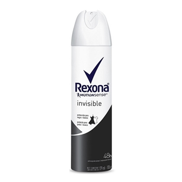 Picture of Rexona Invisible Deodorant Spray (175 ML/6.oz)