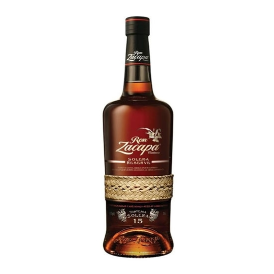 Picture of Ron Zacapa 15 Y.O. Rum (1 LT)